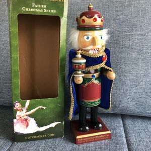 Other - Moscow Ballet's Nutcracker Christmas figurine